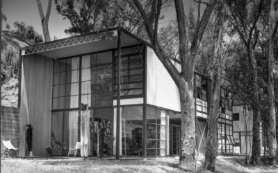 La Casa Eames: 11 minutos de grabaciones domésticas