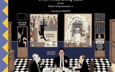 La conexión ilustrada entre Cadaqués y Wes Anderson